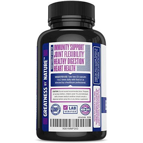 Black Seed Oil Capsules - 100% Virgin, Cold Pressed Source of Omega 3 6 9 - Nigella Sativa Black Cumin Seeds - Super Antioxidant for Immune Support, Joints, Digestion, Hair & Skin - 60 Liquid Caps