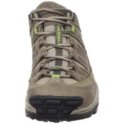 Vasque Women's Scree Mid Hiking Shoe,Brindle/Spinach Green,7 M US
