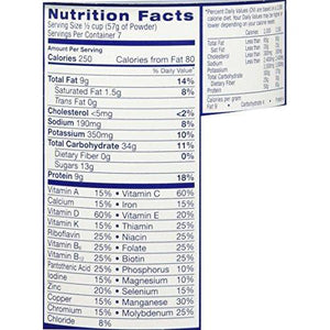 Original Nutrition Powder with 9 grams of protein Supplement Ensure