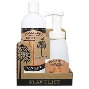 Value Set - Patchouli Foam Soap