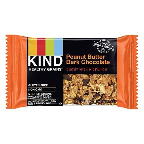 Healthy Grains Bars, Variety Pack, Non GMO, Gluten Free, 15 Count Food & Drink KIND