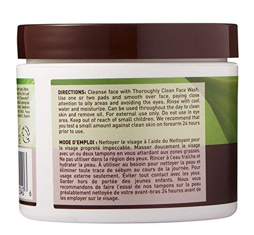 Desert Essence Tea Tree Oil Facial Cleansing Pads (2pk) 50 Count