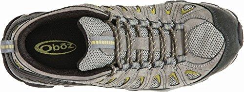 Oboz Men's Sawtooth Low-M, Pewter, 10.5 M US