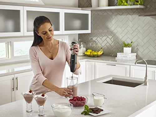 Braun MQ725 Multiquick Hand Blender, Black Kitchen & Dining Braun