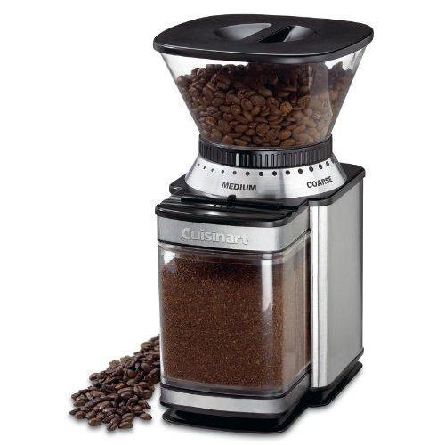 Cuisinart DBM-8 Supreme Grind Automatic Burr Mill Kitchen & Dining Cuisinart