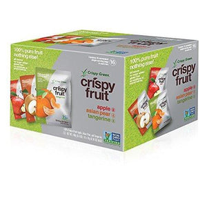 Freeze-Dried Fruits, Non-GMO, Gluten Free, No Sugar Added, Fruit Variety Pack (16 Count)
