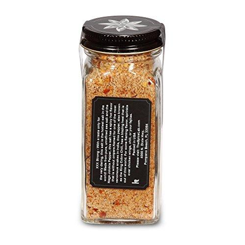 Ghost Pepper Salt Naga Jolokia Food & Drink The Spice Lab