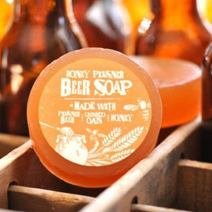 Beer Soap (Honey Pilsner) by Swag Brewery