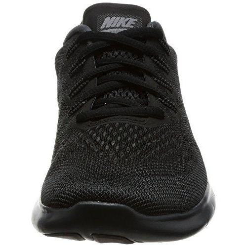 on sale 5aa56 e41c7 NIKE Women's Free Rn 2017 Black/Anthracite Dark Grey Running Shoe 7.5 Women  US