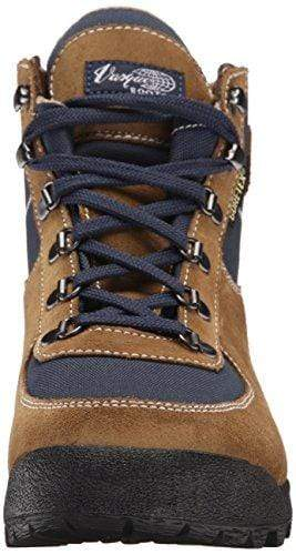 Vasque Men's Skywalk Gore-Tex Backpacking Boot, Olive/Dress Blues, 8.5 M US