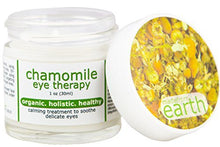 Made from Earth Chamomile Eye Cream with Vitamin B5, C, E, Organic Avocado and Evening Primerose