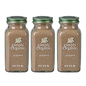 Simply Organic Ground Cardamom