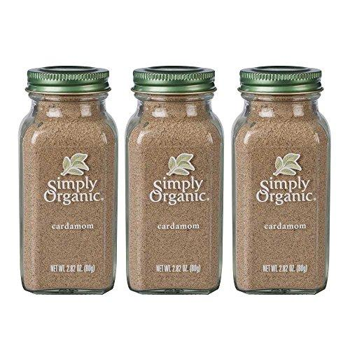 Simply Organic Ground Cardamom Food & Drink Simply Organic