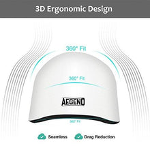 Aegend Reversible Swim Cap