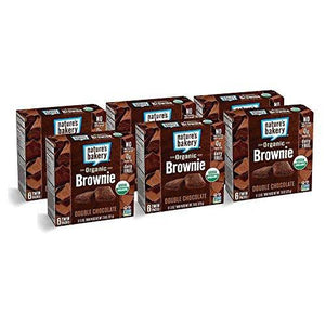 Organic + non-GMO, Brownie, Double Chocolate (36 Count)