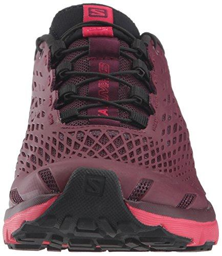 Salomon Women's XA Amphib W Trail Running Shoe, Potent Purple, 8 M US
