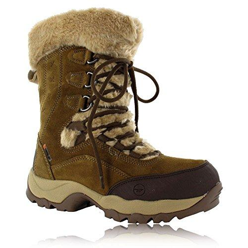 Hi-Tec St. Moritz 200 II Waterproof Women's Walking Boots - 8 - Brown