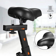 ANCHEER Indoor Cycling Bike Smooth Belt Driven