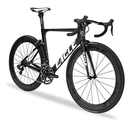 Z3 Eagle Carbon Aero Road Bike - Shimano Ultegra Di2 - US Assembled like Trek and Specialized - Lightest Frame under 2K - Carbon Wheels (54, 2017 Z3 ULTEGRA DI2)
