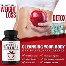 Extra Strength Apple Cider Vinegar Pills