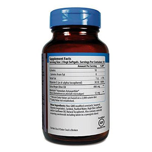 BioAstin Hawaiian Astaxanthin – MD Formulas BioAstin Supreme Supplement Nutrex Hawaii