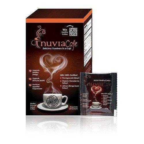 Healthy Gourmet Instant Coffee Food & Drink Nuvia Healthy Coffee