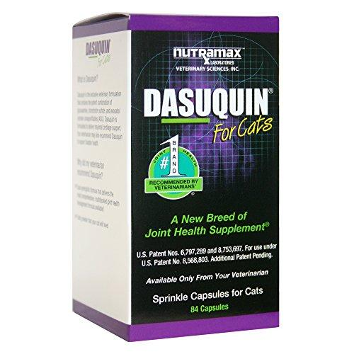 Nutramax Dasuquin Capsules, 84 Count Animal Wellness Nutramax
