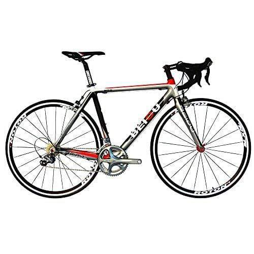 BEIOU 2017 700C Road Bike Shi Mano ULTEGRA 10S Racing Bicycle 540mm 560mm T700-M40 Carbon Fiber Bike Ultra-Light 18.4lbs CB001UT (540mm)