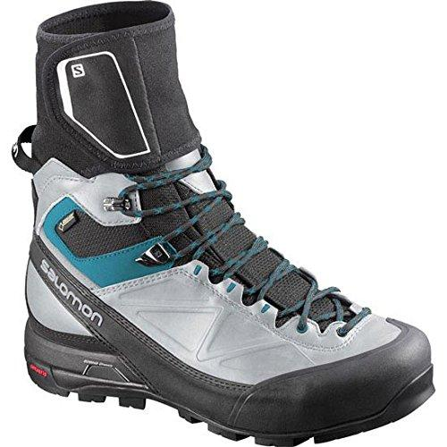 Salomon Women's X Alp Pro GTX Gray Hiking Boot 5 M