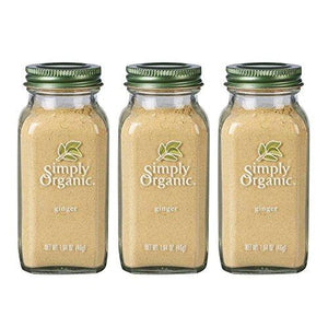 Simply Organic Ground Ginger
