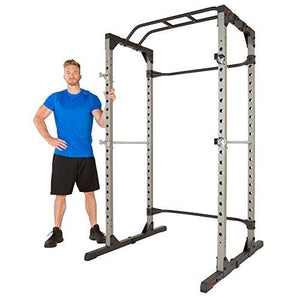 Fitness Reality 810XLT Super Max Power Cage with 800lbs Weight Capacity