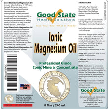 Good State Ionic Magnesium Oil (8 fl oz)
