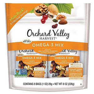 Omega-3 Mix Multi Pack, Non-GMO, No Artificial Ingredients