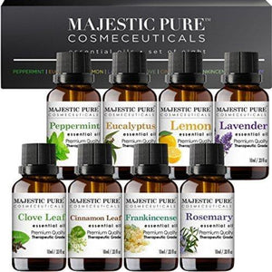 Aromatherapy Essential Premium Oils Set
