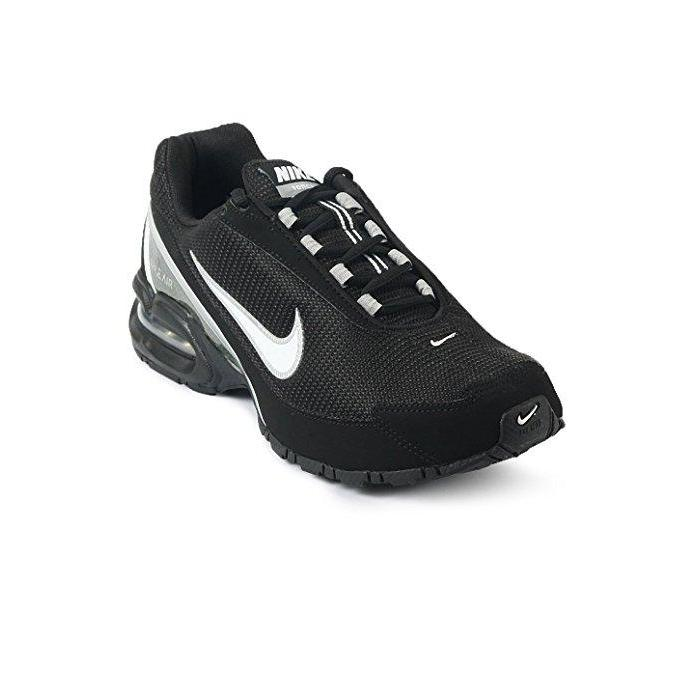 NIKE Air Max Torch 3 Men's Running Shoes (11 D(M) US, Black/White) Shoes for Men NIKE