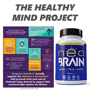 Extra Strength Brain Supplement