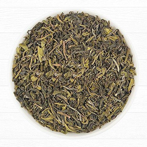 Green Tea Leaves from Himalayas (50 Cups), 100% Natural Detox Tea Food & Drink VAHDAM