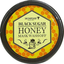 Black Sugar Honey Mask Beauty & Health SKIN FOOD since 1957