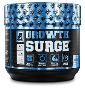 Growth Surge Post Workout Muscle Builder with Creatine, Betaine, L-Carnitine L-Tartrate - Daily Muscle Building & Recovery Supplement - 30 Servings, SWOLEBERRY Flavor