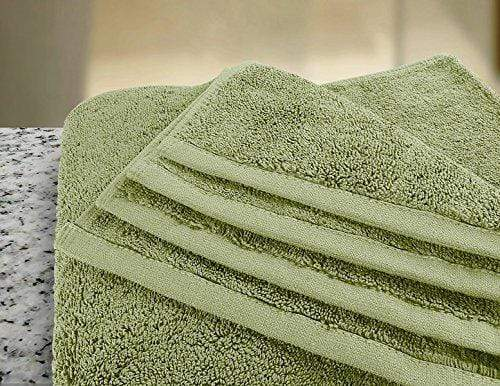 Utopia Towels Cotton Bath Towels (Sage Green, 30 x 56 Inch) Luxury Bath Sheet Perfect for Home, Bathrooms, Pool and Gym Ringspun Cotton by
