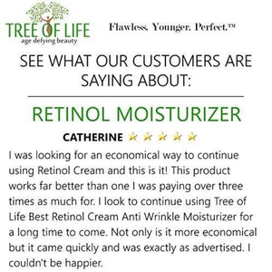 Retinol Cream Anti Wrinkle Moisturizer