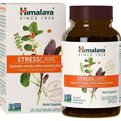 StressCare with Ashwagandha & Gotukola for Natural Stress Relief