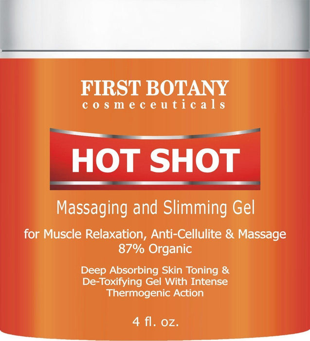HOT SHOT SLIMMING GEL & MASSAGING GEL