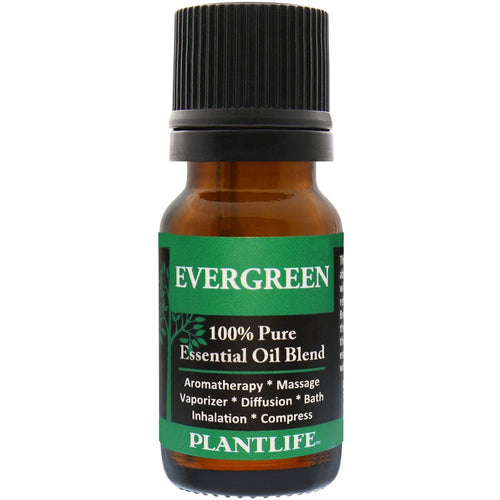 Plantlife Evergreen 100% Pure Essential Oil Blend - 10ml