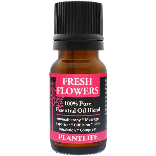 Plantlife Fresh Flowers 100% Pure Essential Oil Blend - 10ml