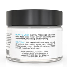Moisturizer with Peptides, Chamomile Extract, Aloe Vera, Vitamin B, C, E and Hyaluronic Acid