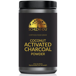 Organic Coconut Activated Charcoal Powder