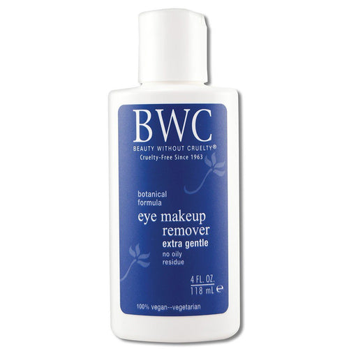 Specialty Moisturizers Eye Make-Up Remover 4 oz Cosmetics Beauty Without Cruelty