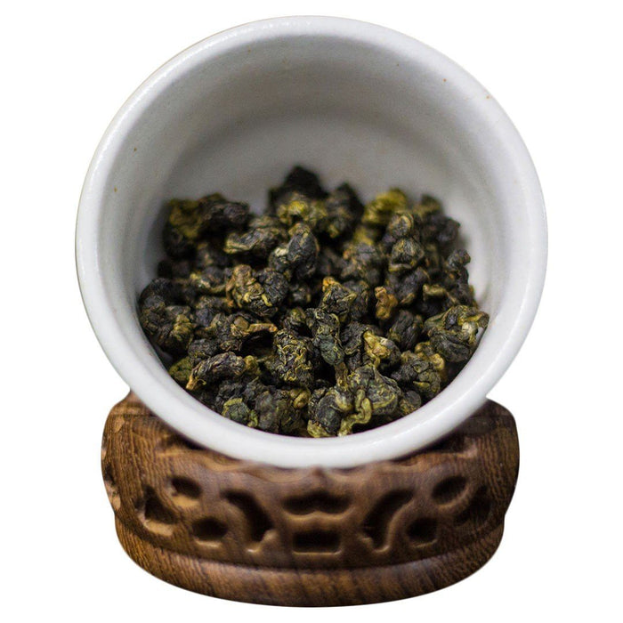 Lishan Premium High Mountain Oolong Food & Drink Beautiful Taiwan Tea Co.