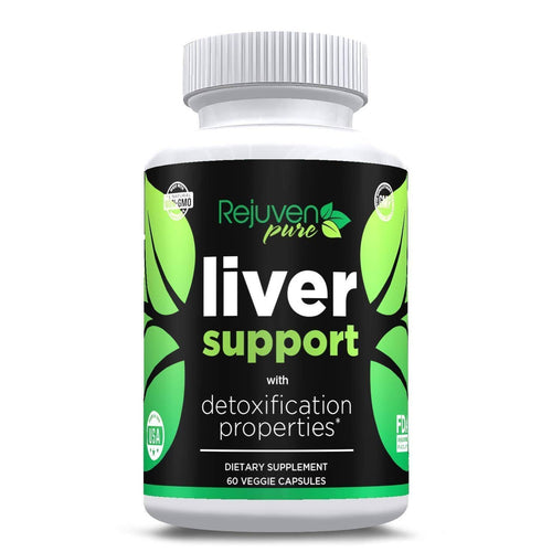 Liver Support w/Detoxification